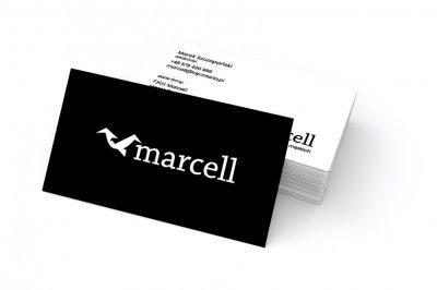 Wizytówka Marcell Koszule Męskie