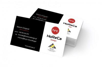 Wizytówka HoReCa Design
