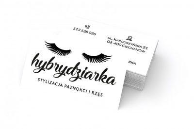 Wizytówka Hybrydziarka