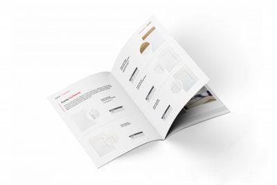 Katalog dla sklepu meblowego i zdjęcia produktowe