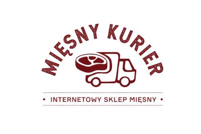 Logo Mięsny kurier