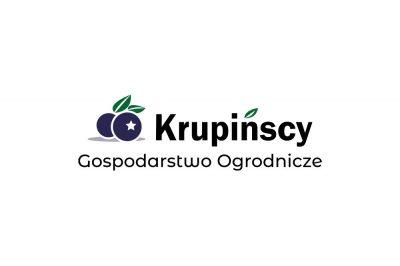 Logo Krupińscy – Gospodarstwo Ogrodnicze