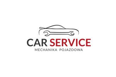 Logo CAR SERVICE Mechanika pojazdowa