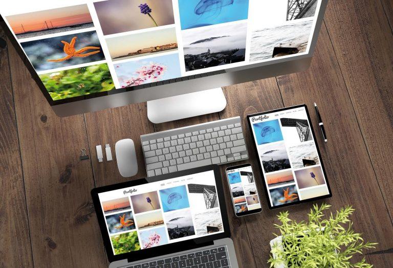 Jak przygotować zdjęcia na stronę internetową lub bloga?