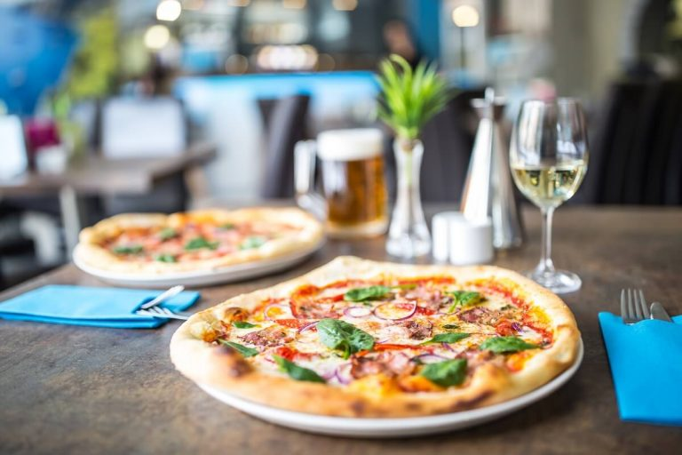 Strona internetowa dla pizzerii