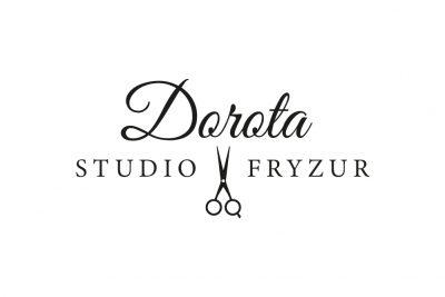 Projekt logo dla salonu fryzjerskiego