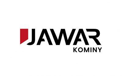 Projekt logo dla producenta kominów i rekuperacji Jawar