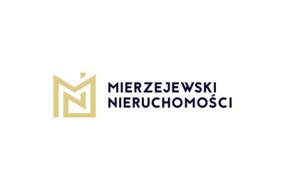 Projekt logo dla biura nieruchomości