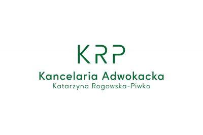 Projekt logo dla kacelarii adwokackiej