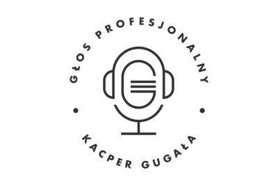 Projekt logo dla Kacpra Gugały