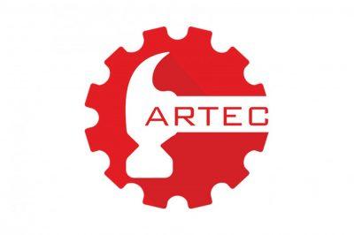 Projekt logo sklepu narzedziowego ARTEC