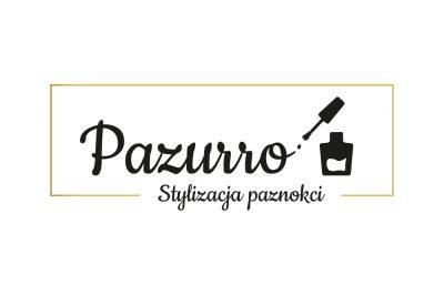 Projekt logo dla stylizacji paznokci