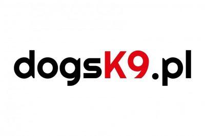 Projekt logo trenera psów tropiących
