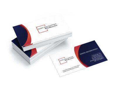 Wizytówki dla biura rachunkowego